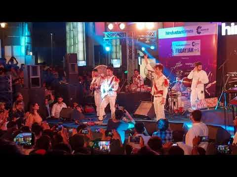 Maeri- EUPHORIA Live 2018 ft. Palash Sen |...