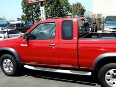 2000 Nissan Frontier King Cab For