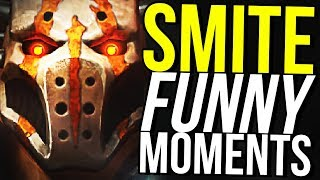 So I got challenged to a duel... (Smite Funny Moments)