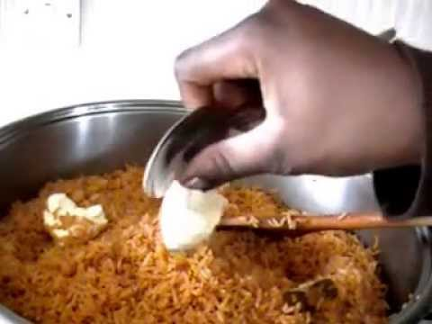 How to cook nigerian party jollof rice absolutely uncut youtube ccuart Gallery