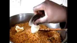 How To Cook Nigerian Party Jollof Rice ~~~~Absolutely UnCut