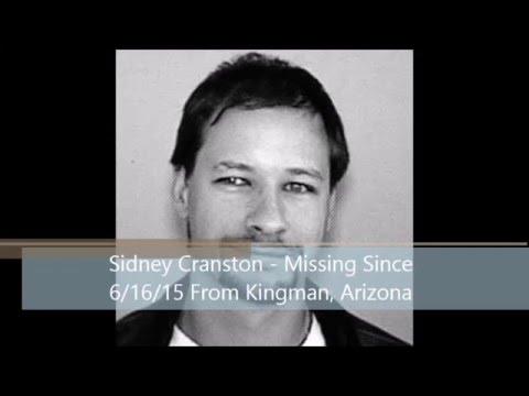 Sidney Cranston - Kingman, Arizona