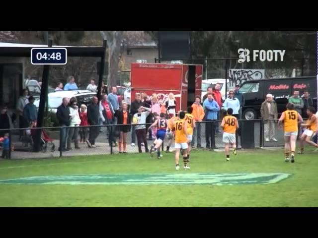 2013 SMJFL Grand Final Under 15 Div 3 - St Pauls V Waverley Park