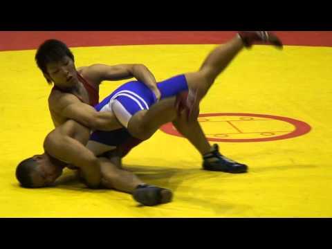 Freestyle Wrestling - Japan Vs. Indonesia (115316)