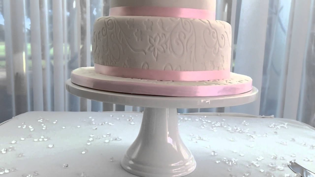 Wedding cake Test shoot in iPhone 6 plus in slow mo 240 fps YouTube