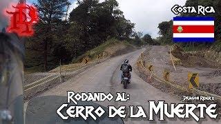 Rodamos en Moto al Cerro de la Muerte en Costa Rica