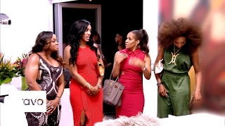 RHOA: Phaedra Parks' Plus One Surprise (Season 9, Episode 2) | Bravo
