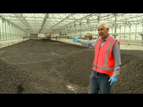 MWH Global Produces New Zealand's First Municipal Solar Sludge Drying Facility