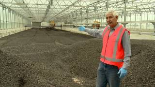mwh global produces new zealand s first municipal solar sludge drying facility