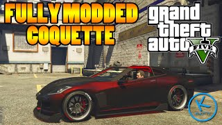 GTA 5 Fully Modified: INVETERO COQUETTE SOFT TOP