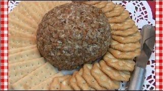 Smoky Cheddar Cheese Ball Recipe