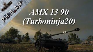 World of Tanks - AMX 13 90 (Turboninja20)