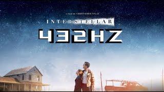 Interstellar - Expanded Deluxe Soundtrack || Hans Zimmer || 432.001Hz || HQ || 2014 ||