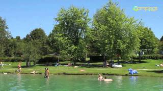 Camping Odesia Le grand Lac - Clairveaux-les-Lacs - Jura