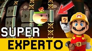 Japoneses Pillos ! - SUPER EXPERTO NO SKIP | Super Mario Maker en Español - ZetaSSJ