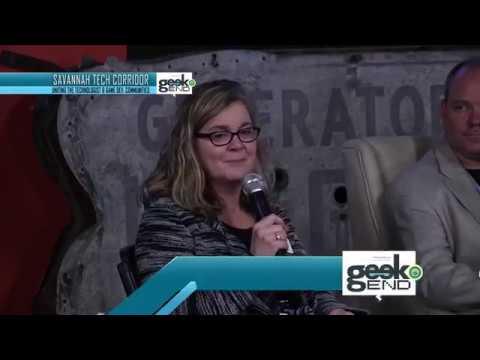 Geekend 2018 - Savannah Tech Corridor: Uniting the Tech & Game Dev Communities