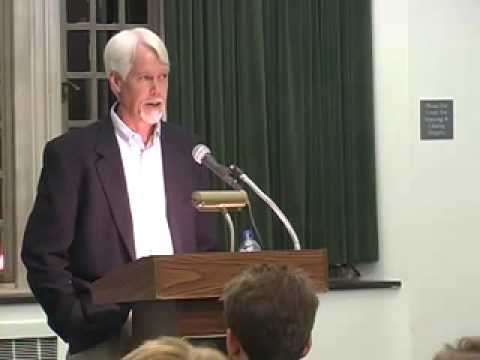 "Philosophy lecture: A. John Simmons, ""The Consent of the Governed"""
