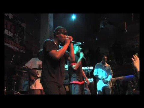 Klashnekoff Live at the Jazz Cafe pt1