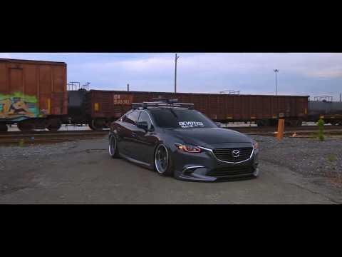 Bagged Mazda 6 | MV-TUNING Bodykits