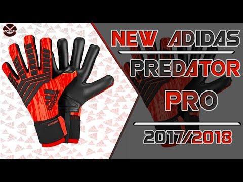 PES 2013 New Gloves Adidas Predator Pro 2017/2018 HD By DaViDBrAz