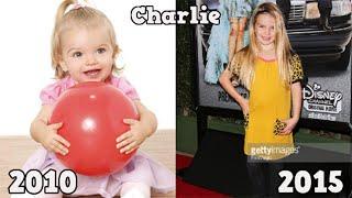 ¡Buena Suerte, Charlie! Antes y Después 2015