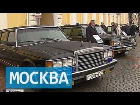 Неприметные и бронированные: в Москве открывается выставка машин первых лиц государства