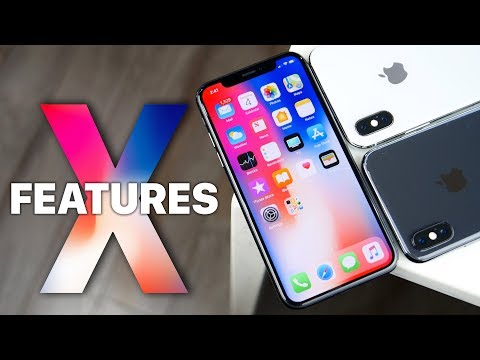 Download Youtube: Top 10 iPhone X Features!