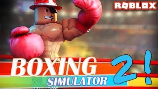Roblox Boxing Simulator 2 PC Gameplay - Ultra Settings