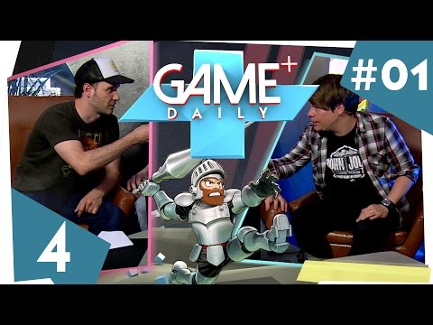 [4/4] Beef der Woche: Super Ghouls 'n Ghosts | Game Plus Daily mit Etienne | 23.05.2016