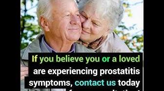 Longidáz a prosztata fibrózissal Krónikus prosztatitis kezelésében