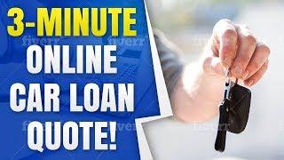 Low Rate Car loan