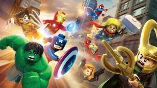 בואו נשחק: Pacific Rim & Lego Marvel Superheroes