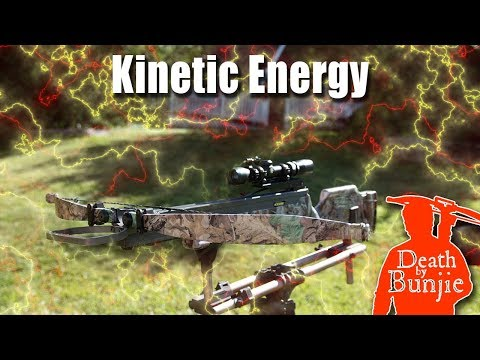 How Much Kinetic Energy Do You Need To Hunt Deer, Bears...and Moose?
