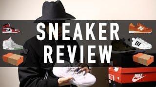 Air Jordan, Nike Shoe Haul (Legend Blue 11, Air Jordan 1, Flyknit Chukka)