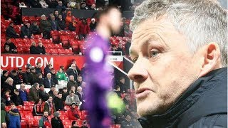 Man Utd legend highlights major Old Trafford change after 'empty stadium' in Burnley loss- transf...