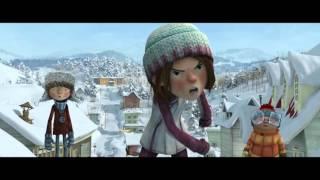 Снежная битва - Трейлер (дублированный) 1080p