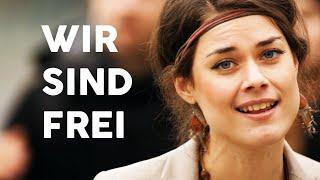 BERGE - Wir sind frei (offizielles Musikvideo)