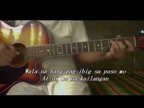 Wala Na Bang Pag Ibig Guitar Chords Youtube