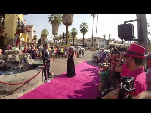 La Paparazzi - Lisa  Vanderpump gets a star in Palm Springs!