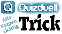 Tutorial: Quizduell Trick - Alle Fragen richtig [deutsch] [Cheat]
