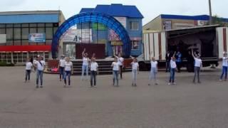 Фото Превосходный танец на День Россиис.Варна2016