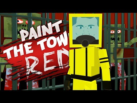 ZOMBIE CONTAINMENT OUTBREAK - Best User Made Levels - Paint the Town Red