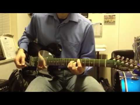 How To Play Hall Of Fame By The Script Power Chords On Gu Youtube