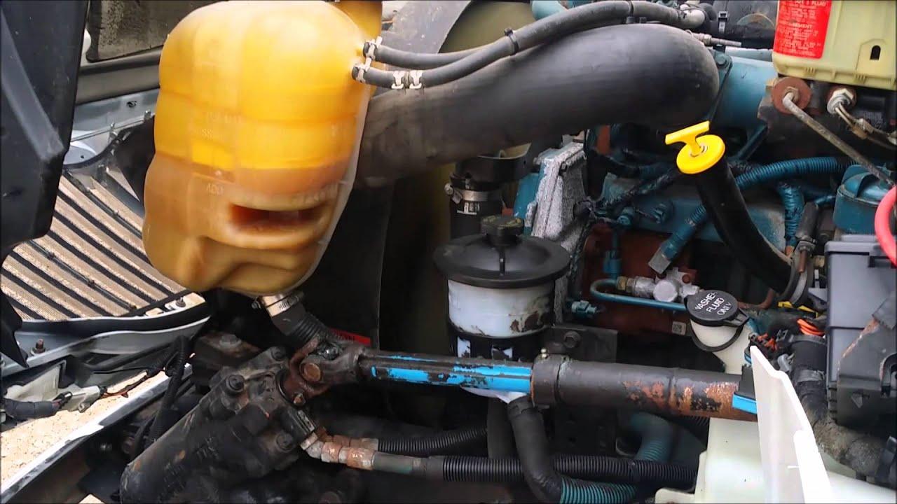 Camiones mg 2007 international 4300