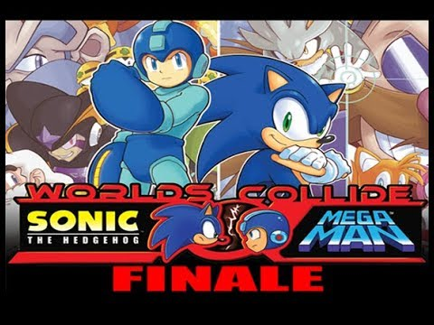 Sonic/Mega Man: When Worlds Collide - Finale