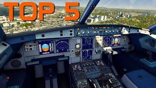 Top 5 Most Realistic Flight Simulators For iOS 2018!