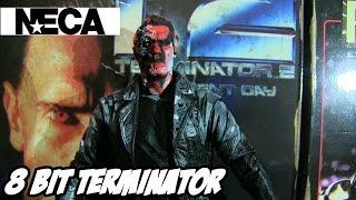 Обзор фигурки Terminator 2 8 Bit (NES) - NECA