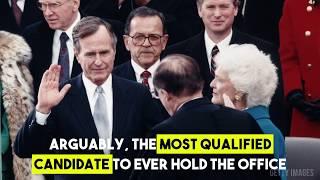 George H.W. Bush: 1924-2018