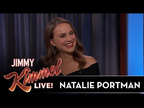 Natalie Portman Playing Ruth Bader Ginsburg