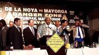 Oscar De La Hoya vs. Ricardo Mayorga 2006